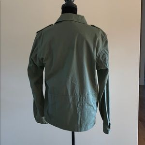J. Crew Jackets & Coats - Army Green JCREW Jacket